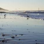 plage a 300 m de notre location saisonniére a villers sur mer