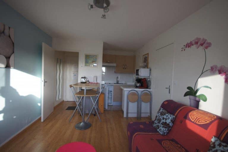 l 39 appartement location villers sur mer. Black Bedroom Furniture Sets. Home Design Ideas